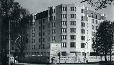 Elysee Hotel - Limbrock Tubbesing Architekten