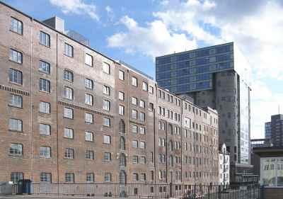 Fleethaus Hafen Harburg - Limbrock Tubbesing Architekten