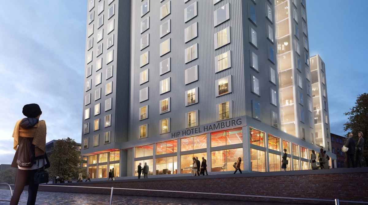 Hip Hotel - Limbrock Tubbesing Architekten