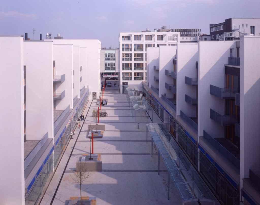 Karl Schneider Passage - Limbrock Tubbesing Architekten