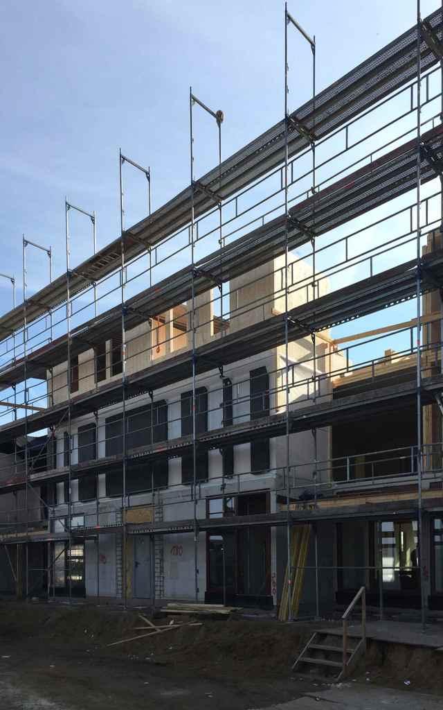 Vogelkamp Neugraben - Limbrock Tubbesing Architekten