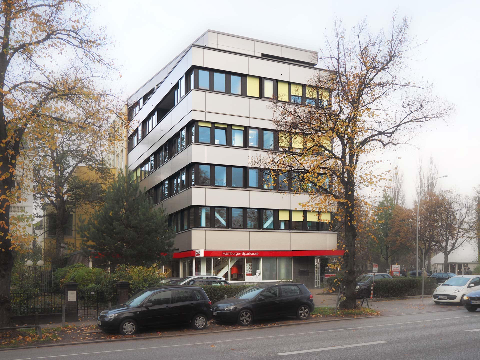 Rothenbaumchaussee - Limbrock Tubbesing Architekten