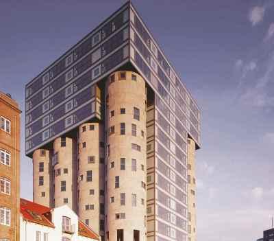 Silo Harburg - Limbrock Tubbesing Architekten