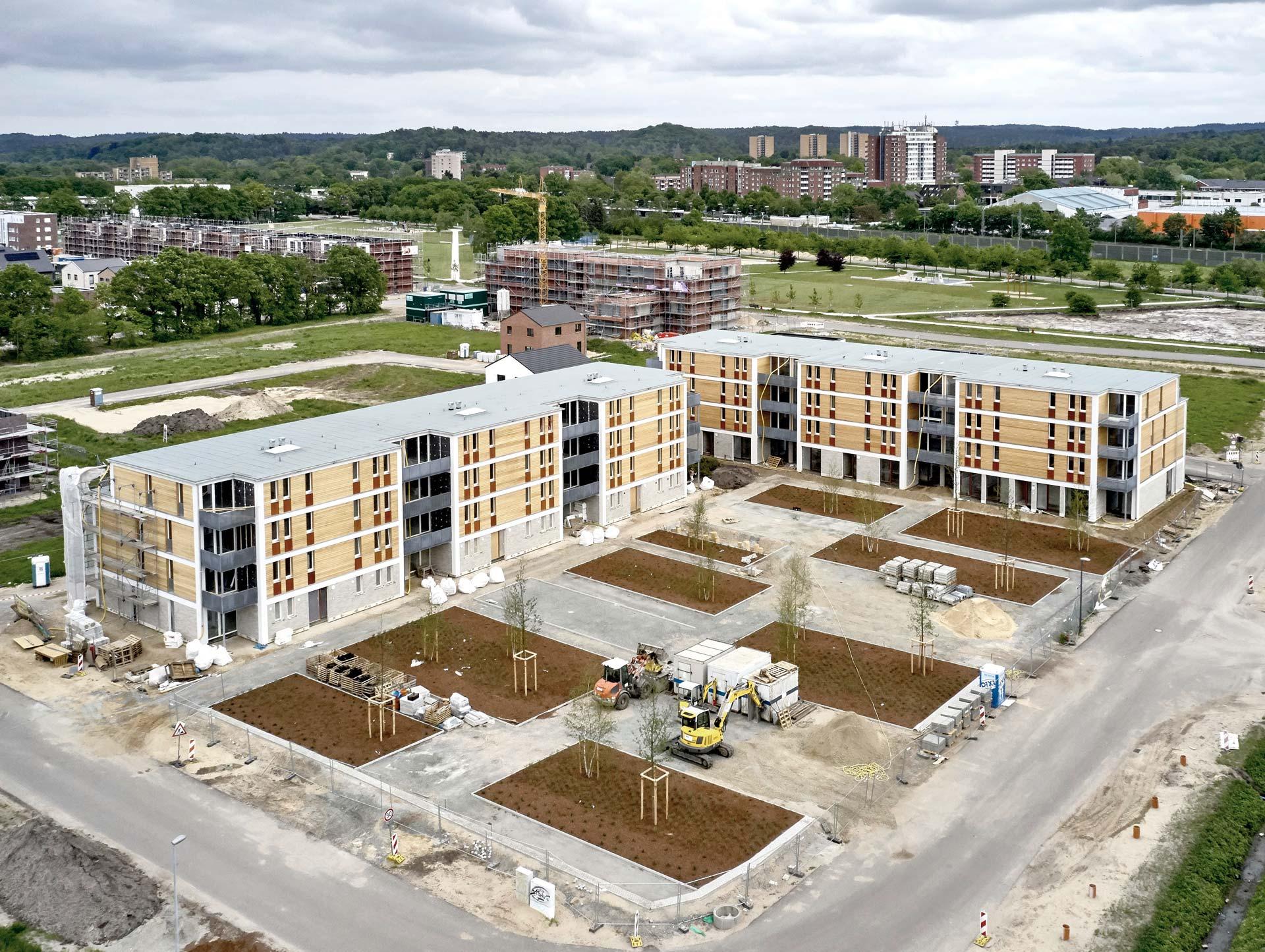 Vogelkamp - Limbrock Tubbesing Architekten Neugraben Fischbek