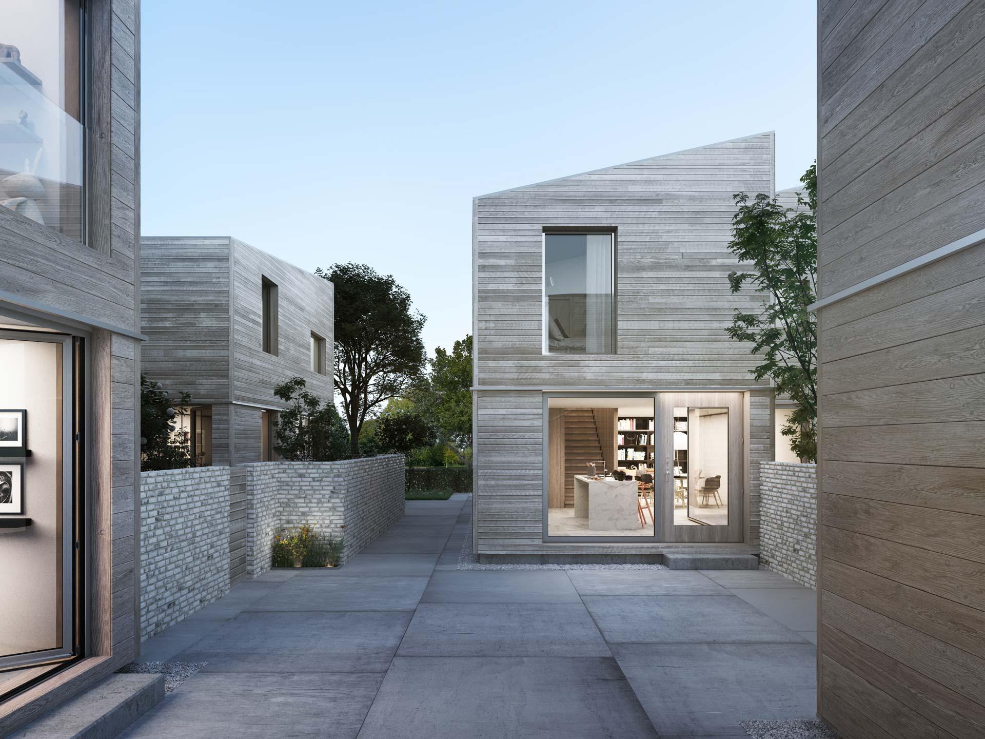Grasweg - Limbrock Tubbesing Architekten Werther