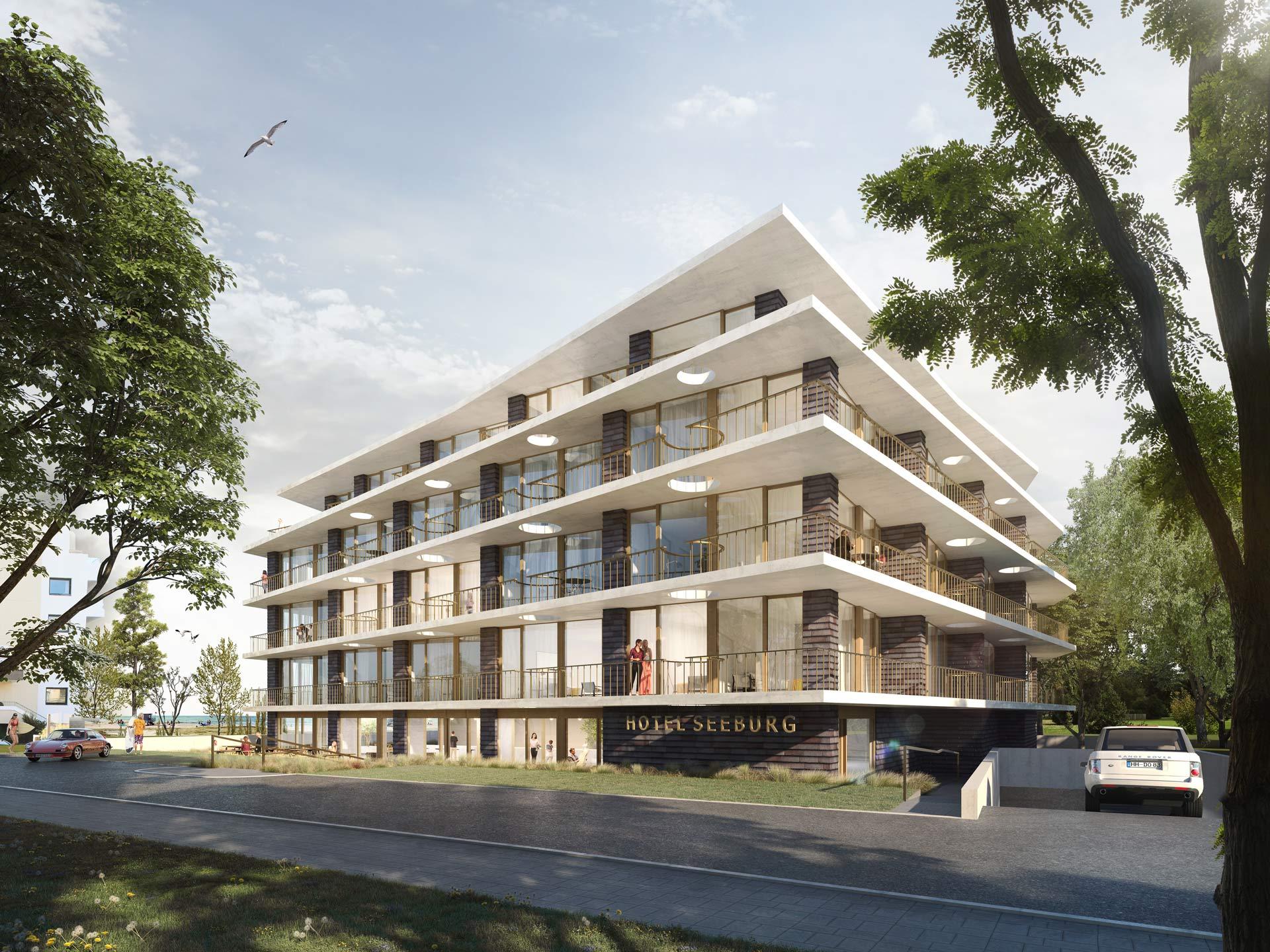 Hotel Seeburg - Limbrock Tubbesing Architekten
